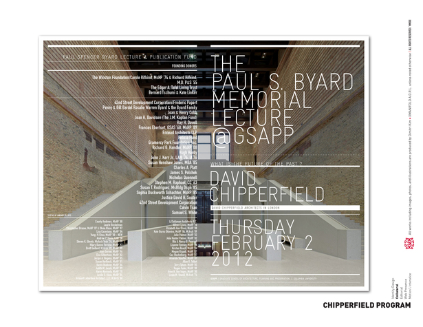 Chipperfield Program