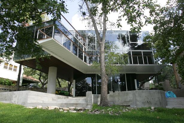 Volente Lake House | Calvin Chen | Archinect
