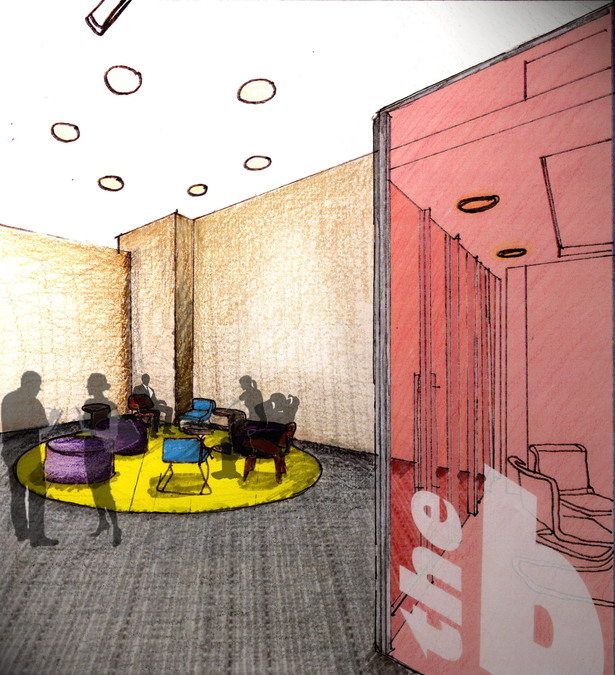 Meeting Room and Collaboration Pod