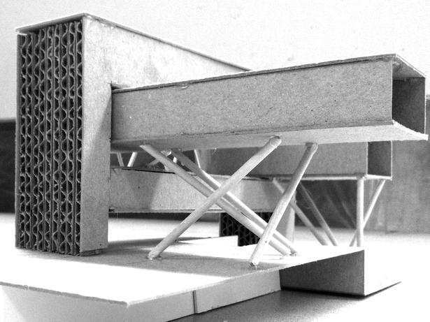 concept model / sketch model
