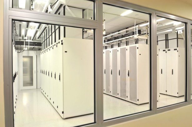 Bend Broadband Vault, Bend OR - LEED Gold, 5th datacenter in the world