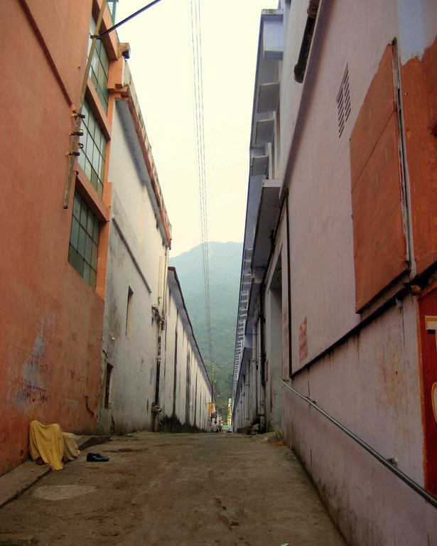 In the Corner: Rishikesh, India