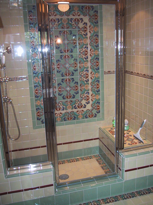 Guest Bath Shower