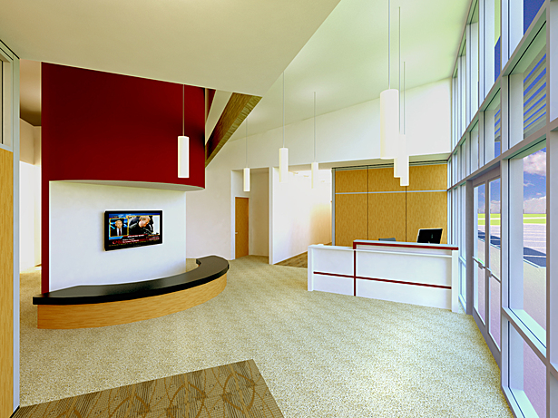 Building Lobby