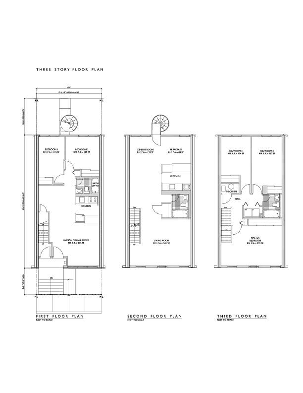 Nehemiah Spring Creek Housing Alexander Gorlin