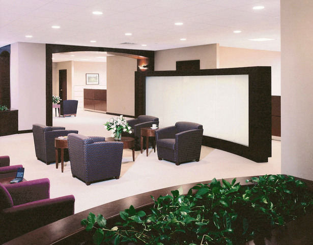 Executive Waiting Area