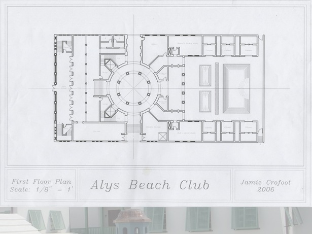 1st Floor of the Beach Club