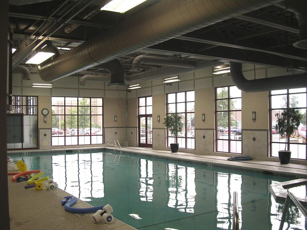Central Utah Clinic (Provo) - Hydortherapy Pool