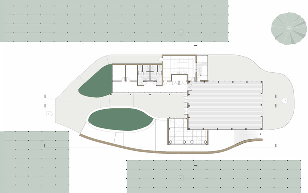 Reception Hall Plan