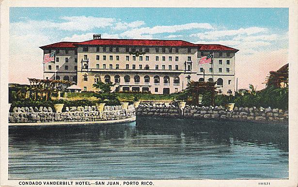 old postcard 1920's