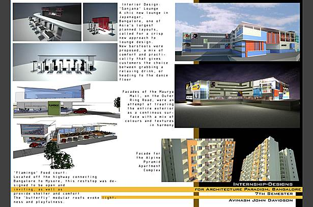 Internship work, Architecture Paradigm