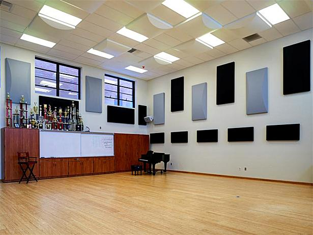 Choral Room Interior