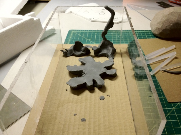 First design: model
