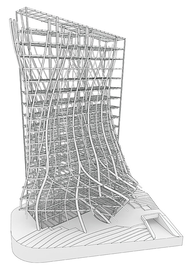 structural diagram