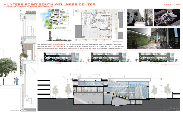 Wellness Center at Hunters Point South