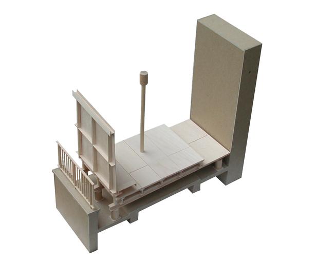 CHELSEA ROOF TERRACE – Model