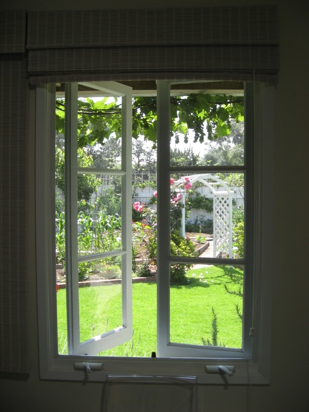 window & garden by designer