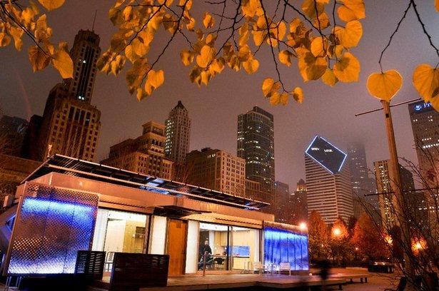 Millenium Park, Chicago - Matthew Vibberts