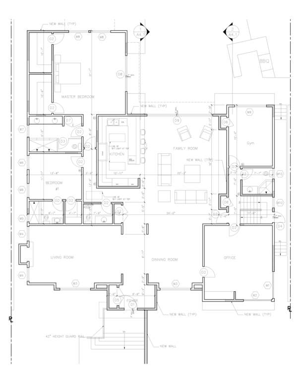 Proposed Floor Plan