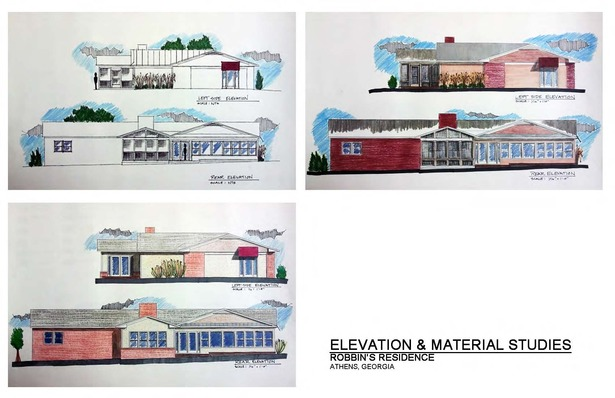 Private Residence Color Selection