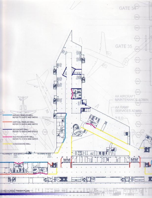 Departures Concourse