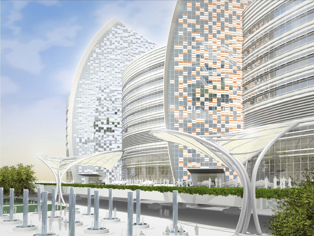 Sidra Medical and Research Centre: Conceptual View
