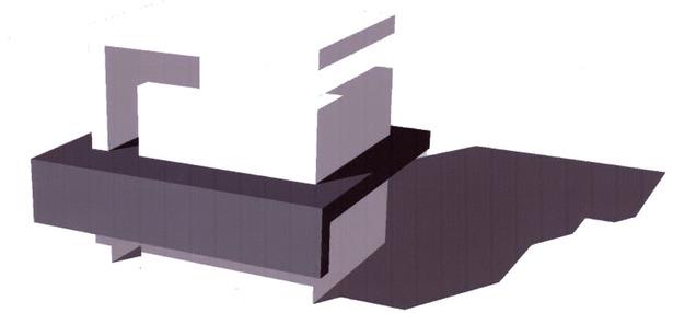 Facade Diagram - SketchUp