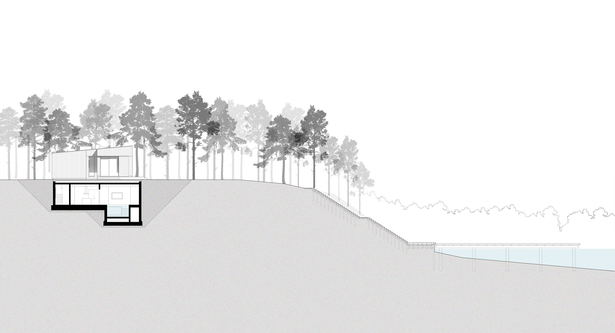 Terrain section