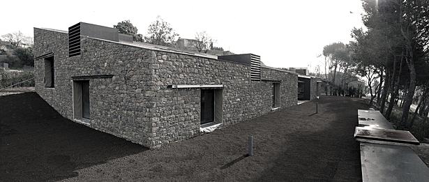 Exterior photograph