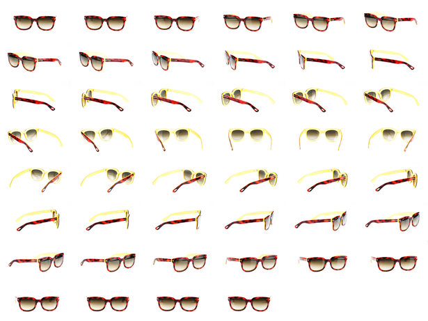 Tom Ford sunglasses spin