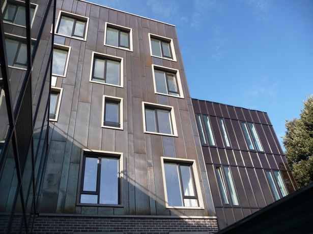 Student Accommodation, Mile End Road