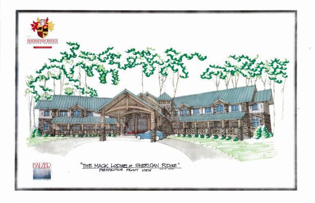 Sheridan Ridge Conceptual Design