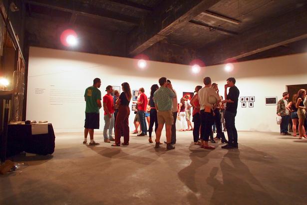 gallery area