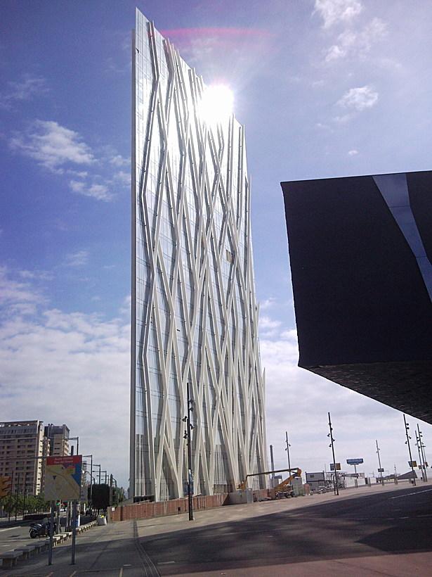 Exterior façade 01
