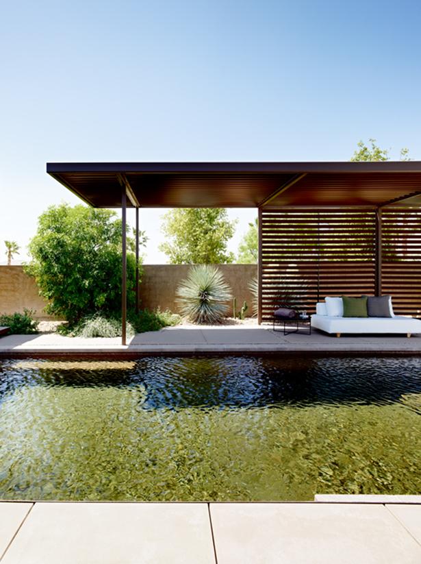 Las Vegas Residence Marmol Radziner Archinect