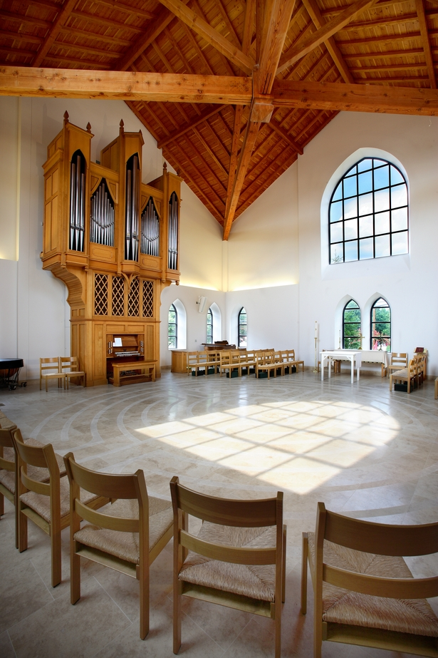 New Chapel interior