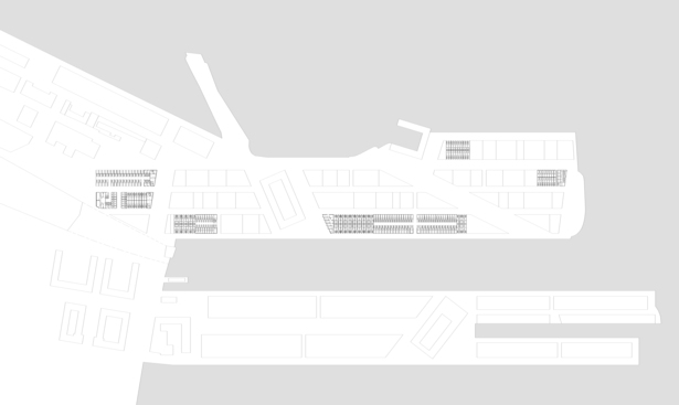 Claus en Kaan Architecten / Ground Floors Plan