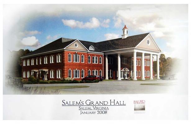 Salem's Grand Hall