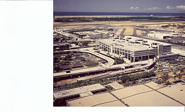 Architects Pacific - New Inter-Island Terminal Complex, Honolulu HI