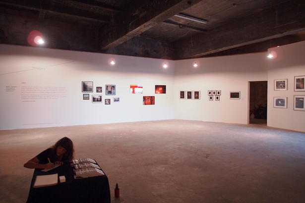 gallery area