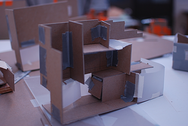 Concept Model 1/8