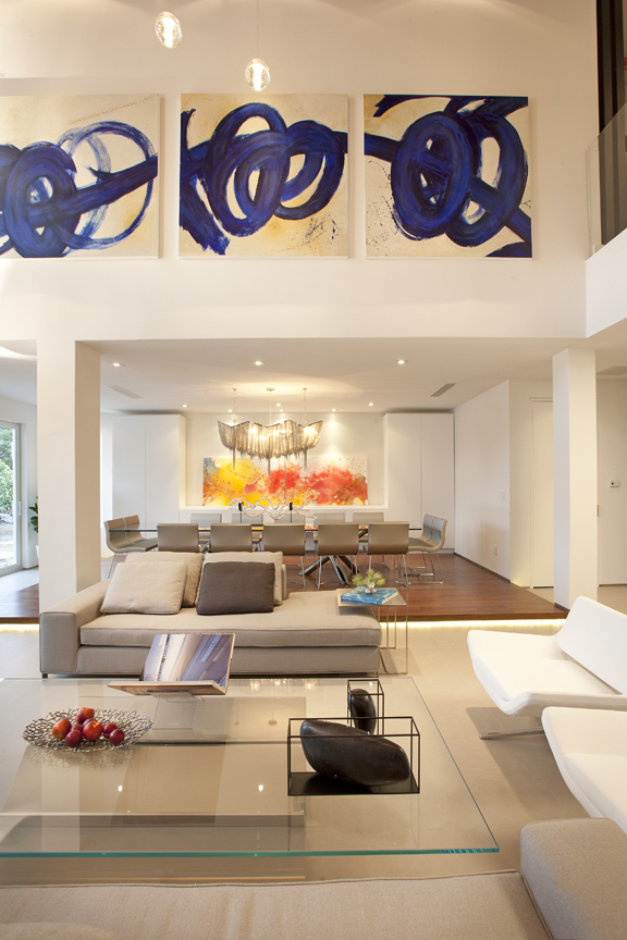 Miami Modern Home Dkor Interiors Inc Archinect