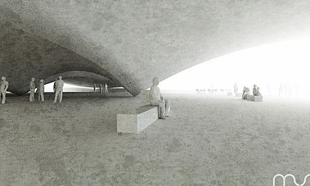 Lower Plaza