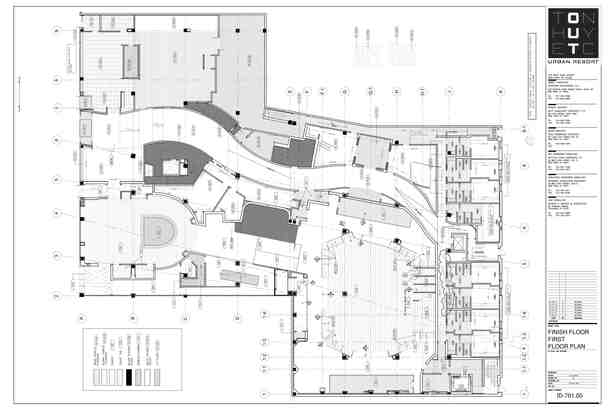 Finish Floor Plan - My Sample Drafting
