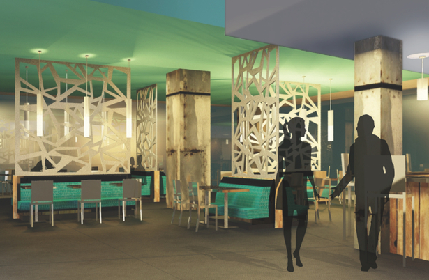 Dining Room 3dsmax Render