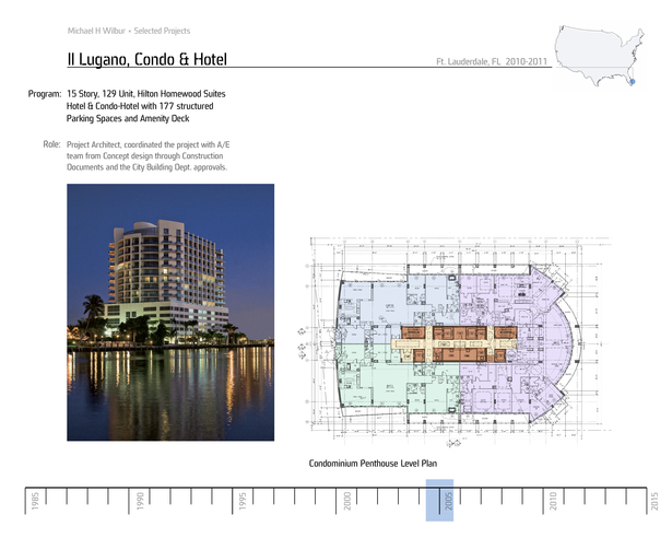 Il Lugano Rendering and Plan