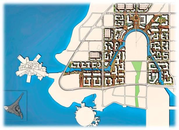 Cultural Canal Precinct Master Plan