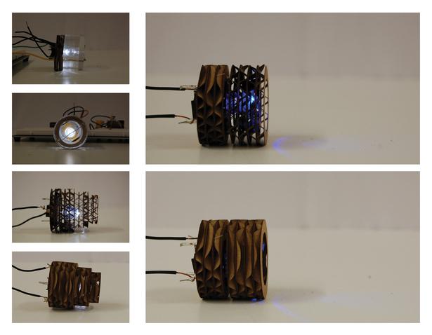 Firefly prototypes