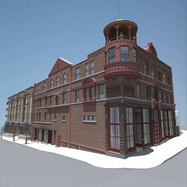 rendering (archicad/artlantis)
