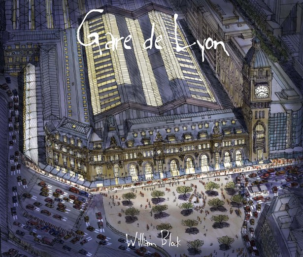 Gare de lyon train station william block archinect - Gare de lyon jardin des plantes ...